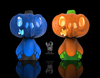 Hallo-Wee'uns By MBC & Beastly Toyz