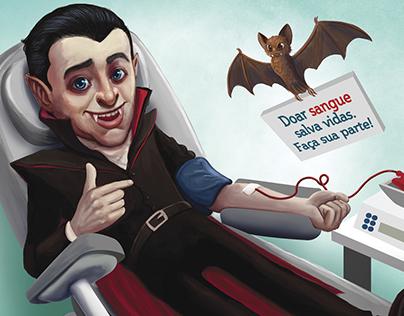 Campanha Doação de Sangue (não utilizada)