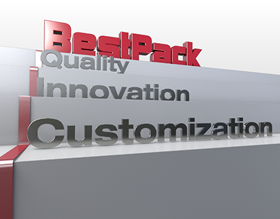 Why BestPack? - Trade-show animation