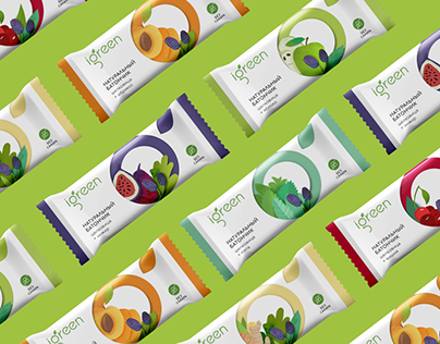 IGreen - Brand Identity and Packing