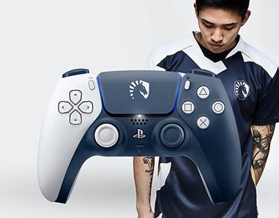 Team Liquid: PS5 DualSense Esports Edition Controller