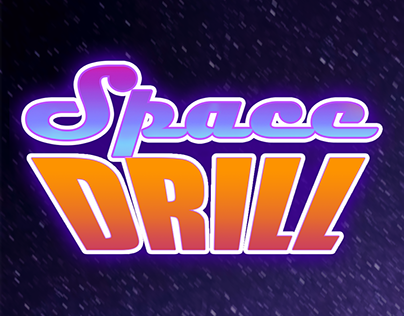 UI School Project - Space Drill
