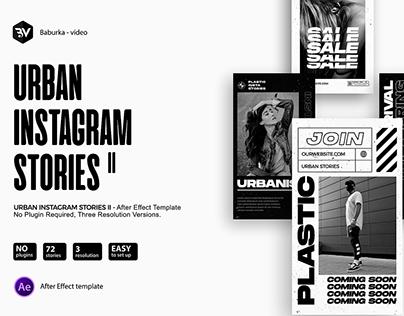 Urban Instagram Stories II