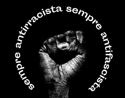 Always antiracist Always antifascist