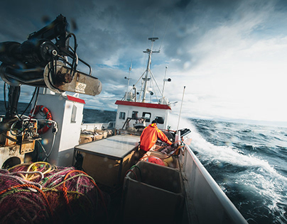 FISHERMEN OF ICELAND | Out at Sea