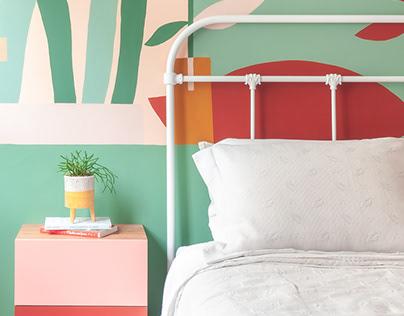 Ana Holanda's Bedroom