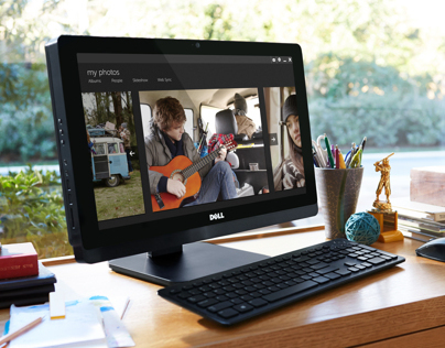 Dell Screenfills and Brand Guidelines
