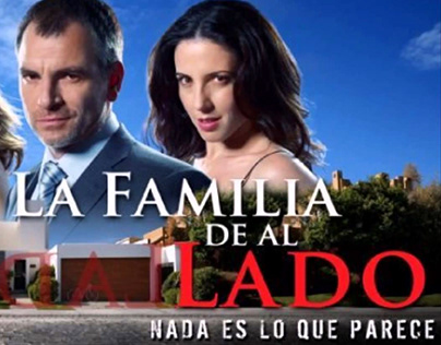 TVN: La familia de al lado, capitulo cero