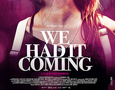 We had it Coming Movie Poster