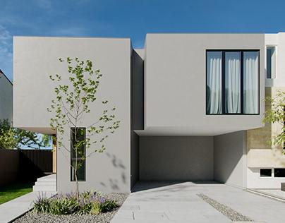 VRV40 House / Guadalajara, Mexico