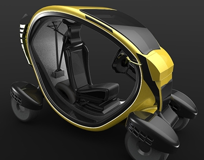 Electric Concept Buggy