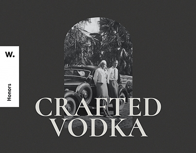 Obeliu Crafted Vodka   Landing page