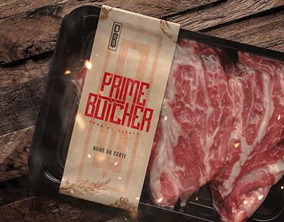 Prime Butcher - BRANDING