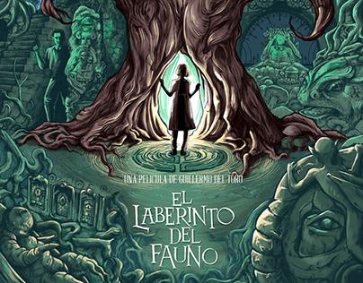 El Laberinto del Fauno - Poster