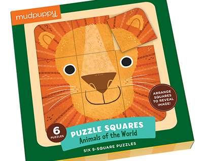 Puzzles for Mudpuppy
