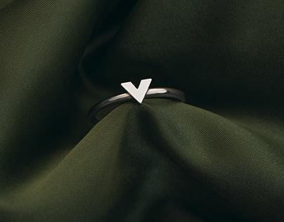 Jewellery for V STOCKHOLM / jan 2021