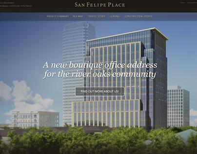 Web Design - San Felipe Place
