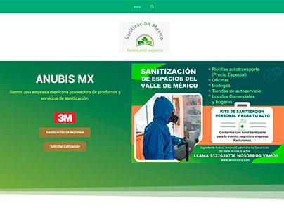 Sanitización de Espacios del Valle de México