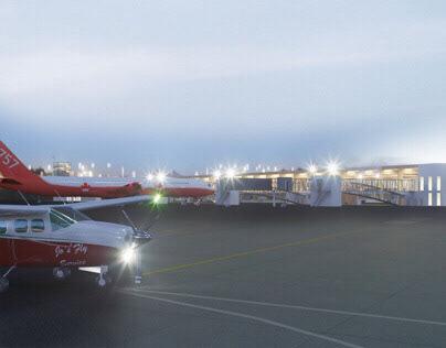 CYQU — Airport in Canada