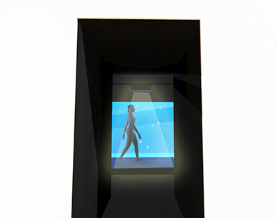 Blue Air activation proposal @NeverSea Festival
