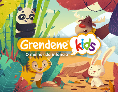 Grendene Kids | Barbie Bichinhos