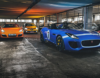 Jaguar F-Type Project7 & co @Private Owner