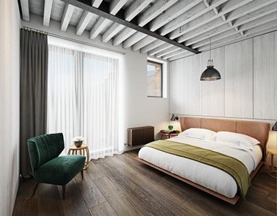 London Soho lofts