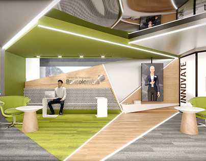 Bancolombia - Innovation Center