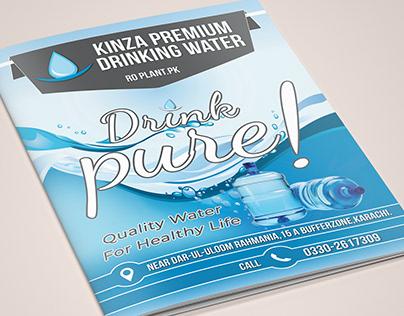 Kinza Drinking Water