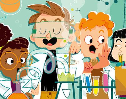 Il manuale degli esperimenti, Giunti Kids.