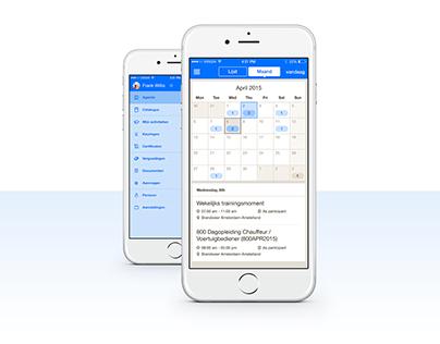 Skills Passport iOS App