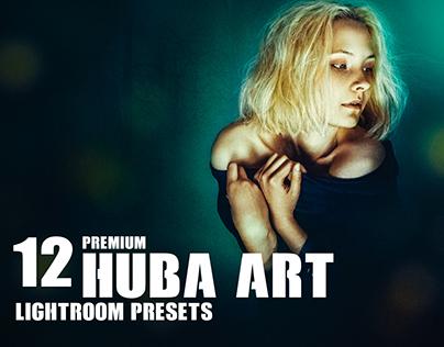 12 Huba Art Lightroom Presets by Hubafilter
