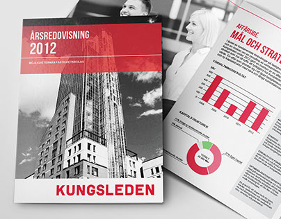 Kungsleden annual Report