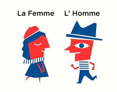 LaRoue - Illustrations