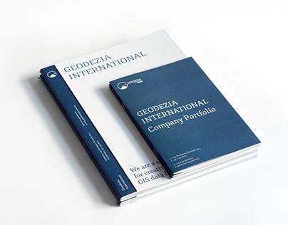 Geodezia brochure