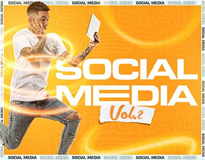 Social Media Diversos Vol.2