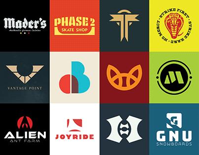 2020 Logofolio