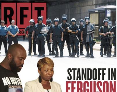 Riverfront Times: Ferguson Coverage