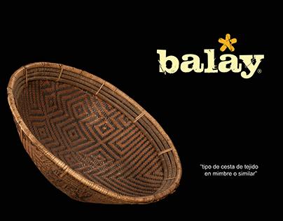 Identidad Visual - Balay