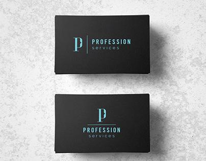 b266ccaf5e Profession services • Logo design
