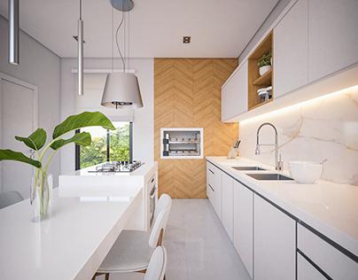Minimalism Kitchen