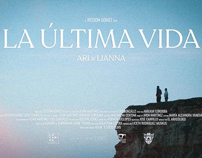 La Última Vida - MC ARI, Lianna