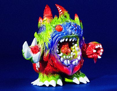 Art Toy-ZOMBIESCAT Official Collaboration