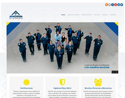 Atmósfera de Seguridad WEB