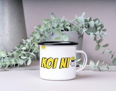 Brand Identity - Koi Ni