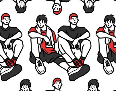 Basketball Trivia Slam Dunk Basket Dunk - Silhouette Transparent Background  Slam Dunk Basketball, HD Png Download - vhv