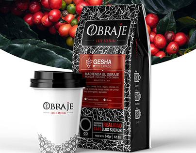 Obraje - Café Especial