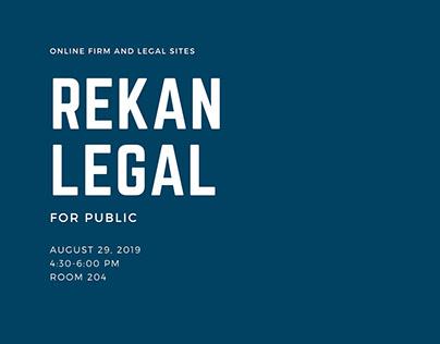 Rekanlegal - Online Legal Platform Indonesia