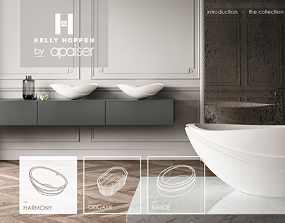 Kelly Hoppen MBE by apaiser Landing Page