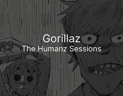 Gorillaz - The Humanz Sessions (Concept Album)
